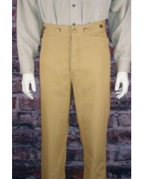 Frontier Classics® Men's Outlaw Trouser Pants - Khaki