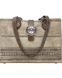 American West® Ladies' Trading Post Concealed Bucket Purse