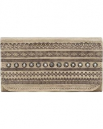 American West® Ladies' Trading Post Wallet