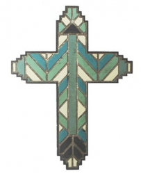 HiEnd Accents® Wood Plant Cross