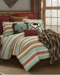 HiEnd Accents® Serape Comforter Set 3PC
