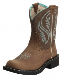 Ariat® Ladies' Fatbaby Heritage Tan Rowdy Boots