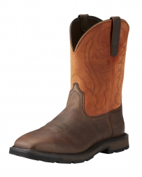 Ariat® Men's Groundbreaker Steel Toe Boots