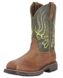 Ariat® Men's Workhog Mesteno Waterproof Work Boots