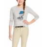 Ariat® Girls' Gracious Graphic Tee