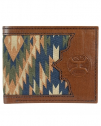 Hooey® Men's Aztec Canvas Bifold