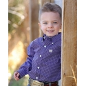 Cinch® Boys' Infant Button up