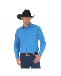 Wrangler® Men's Sport Western Long Sleeve Shirt - Tall