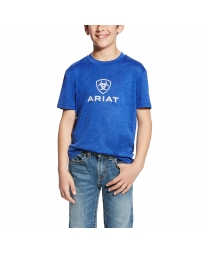 Ariat® Boys' Charger Polo Tee