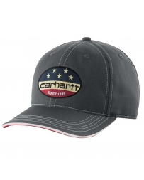 Carhartt® Men's Flag Logo Cap