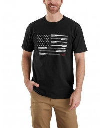 Carhartt® Men's Lubbock Graphic Tool Flag Short-Sleeve Tee