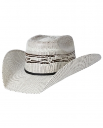 Rodeo King® 20X Vegas 2-Tone Interweave Straw Hat