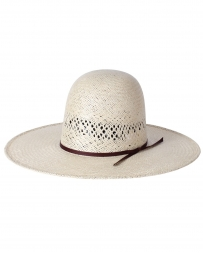 Rodeo King® Open Jute Straw Hat
