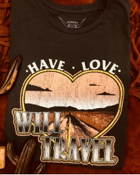 Bandit Brand® Ladies' Have Love Will Travel