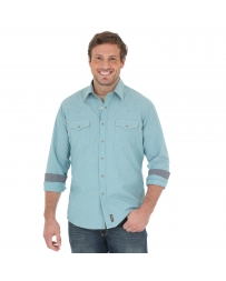 Wrangler Retro® Men's Long Sleeve Shirt - Tall
