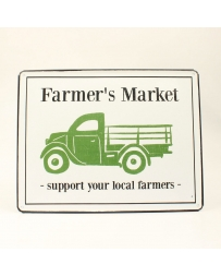 Western Moments® Support Your Local Farmers Sign