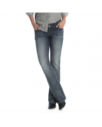 Wrangler Retro® Ladies' Low Rise Sadie Boot Cut Jeans