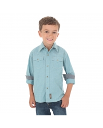 Wrangler Retro® Boys' Long Sleeve Shirt