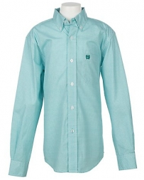 Cinch® Boys' Student Button Up Shirt