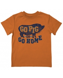 Farm Boy® Boys' Go Pig or Go Home Tee