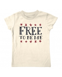 Farm Girl® Girls' Free To Be Me Tee