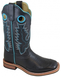 Smoky Mountain® Boots Ladies' Black Square Toe Boots