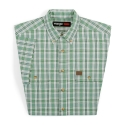 Riggs® Men's Foreman Plaid Work Shirt - Big & Tall