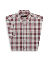 Riggs® Men's Foreman Plaid Work Shirt