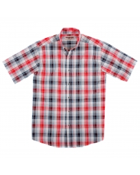Wrangler® Men's Rugged Wear® Blue Ridge Plaid Shirt - Big & Tall