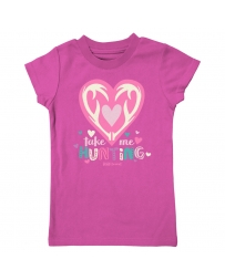 Farm Girl® Girls' Take Me Hunting Tee