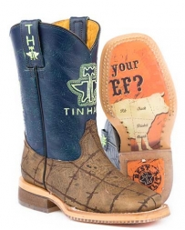 Tin Haul® Kids' ALL Beef Boots