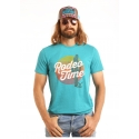 Rock & Roll Cowboy® Men's Dale Brisby Tee