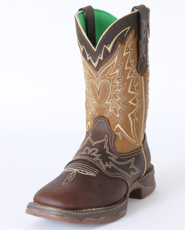 Lady Rebel by Durango® Let Love Fly Western Boots