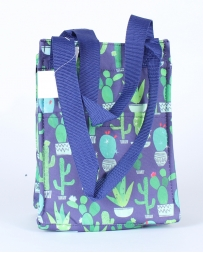 C & K Import Designs® Ladies' Cactus Lunch Bag