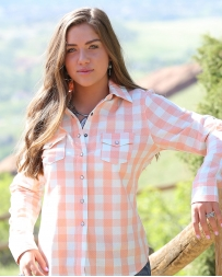 Cruel® Ladies' Country Coral Sweetie Top