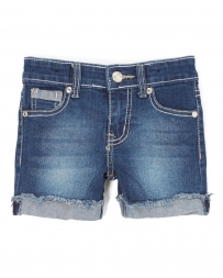 Girls' Denim Shorts - 7-14