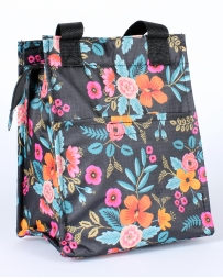 C & K Import Designs® Marion Floral Lunch Bag
