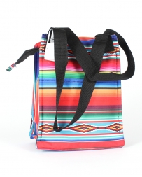 C & K Import Designs® Ladies' Serape Lunch Bag