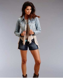 Stetson® Ladies' Denim Jacket