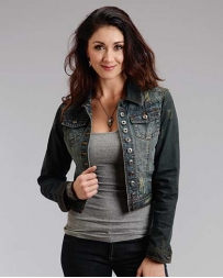 Stetson® Ladies' Denim Jacket -