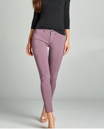 Younique® Ladies' Basic 5 Pocket Skinnies