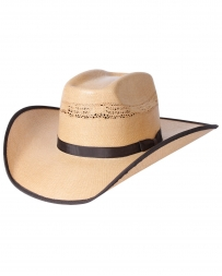 Rodeo King® 20X Pecan Bangora Straw Hat