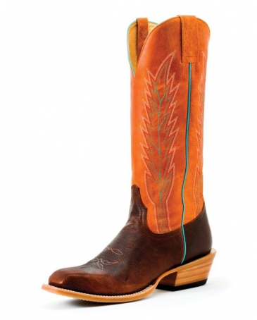 Anderson Bean Boot Company® Men's Moka Sabotage Orange Top