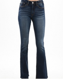Kancan® Ladies' Med Wash Boot Cut Jean