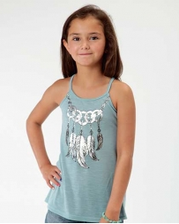 Roper® Girls' Feather Tank