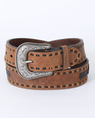 Men's Cross Concho Western Belt