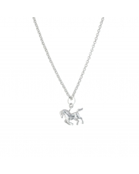 Montana Silversmiths® Ladies' Small Horse Necklace