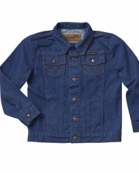 Wrangler® Boys' Unlined Jean Jacket