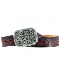 Ariat® Ladies' Ariat Rhinestone Filagree Belt