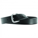 Ariat® Men's Black Leather Belt